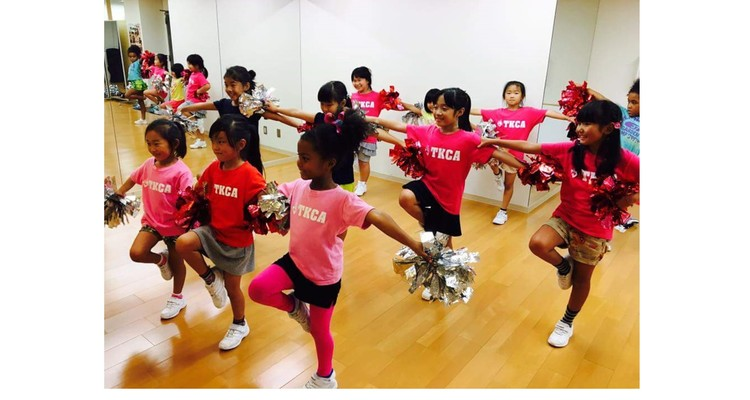 TOMOKO KOJIMA CHEER DANCE ACADEMY 阿波座校の写真13