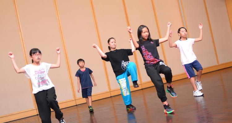 ルミヒップホップダンス 橋本クラスの写真12