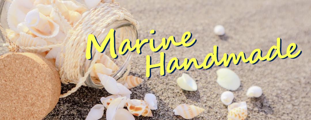 【期間限定10%OFF】海を感じるマリンアイテムをハンドメイドしよう〜marine Handmade〜